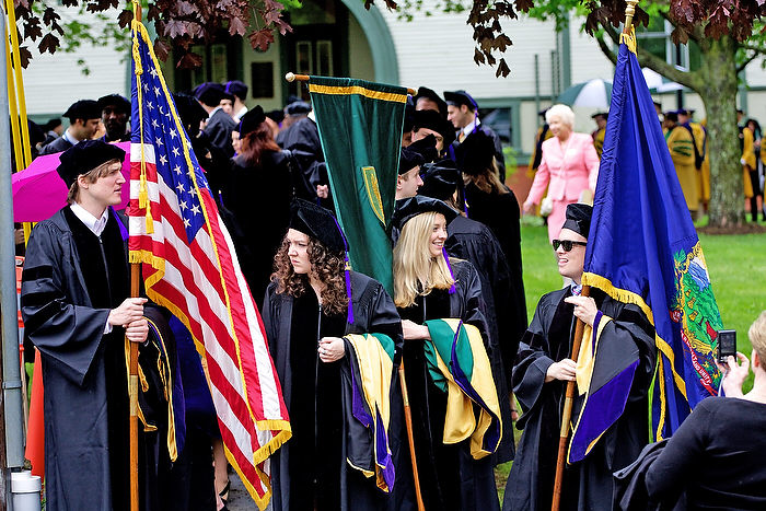 Vermont Law School Grads Hear Message from Amy Goodman | The