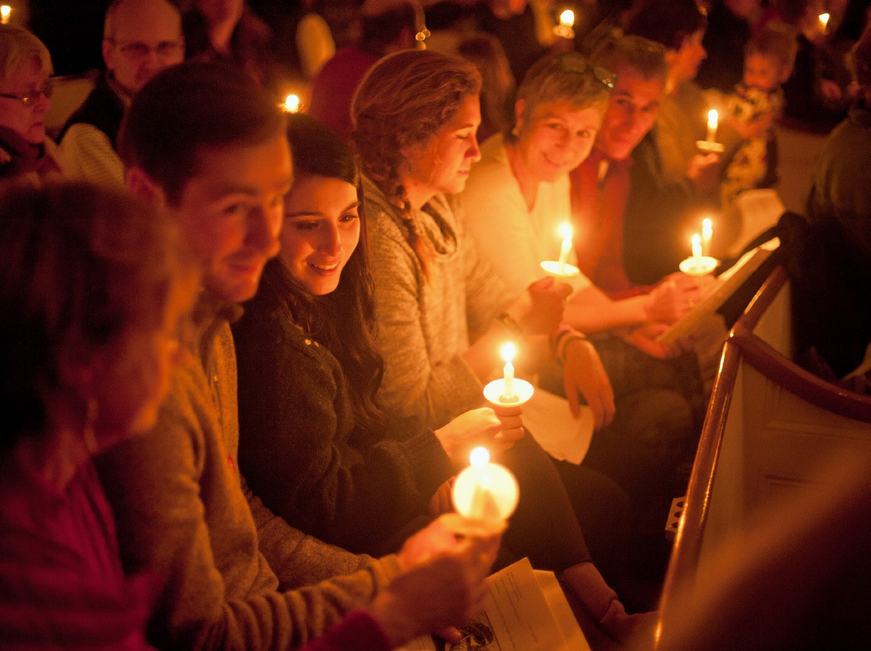 East Barnard Vermont Christmas Eve Service 2020 Christmas Lights | The White River Valley Herald