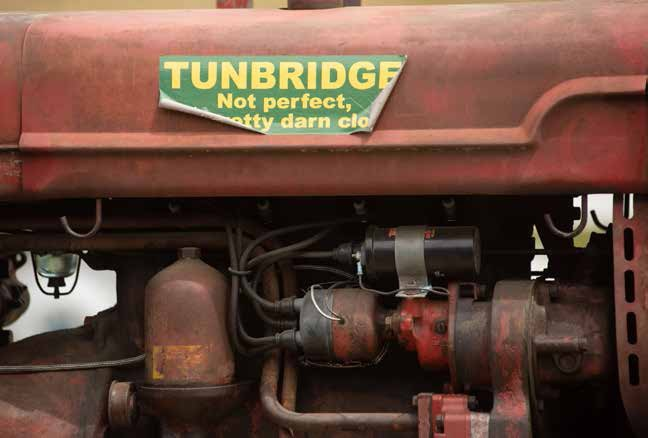 Tractor Pull Finds New Home at Fairgrounds   The Herald of